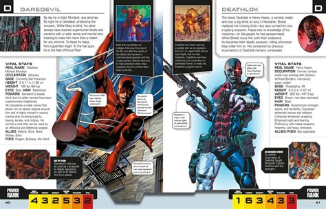 marvel black panther the ultimate guide books daredevil