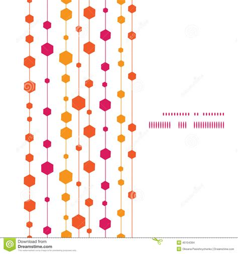 vertical layout web design vector abstract colorful stripes and shapes stock vector