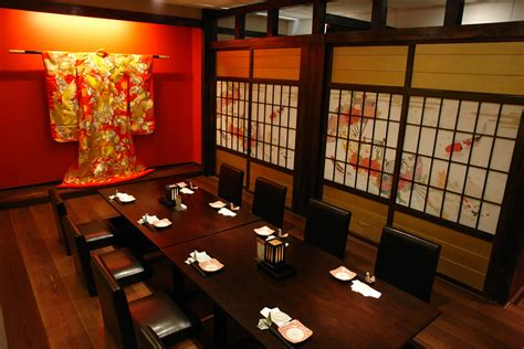 Nyc Restaurants With Private Dining Rooms by Image Gallery Japanese Restaurant
