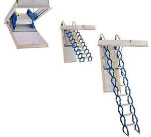 telescoping attic ladder lowes optimizing home decor ideas easy installation of attic ladder