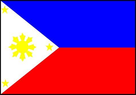 Philippines National Flag Coloring 菲律宾国旗 菲律宾国旗厂家 菲律宾国旗批发 菲律宾国旗销售 上海征浪