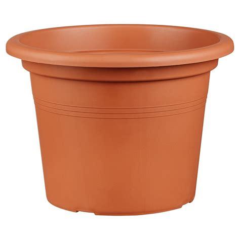 arte vasi arte vasi planter pot quot cilindro quot 11 8 quot terracotta