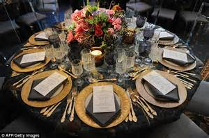 Nautical Themed Dining Room - state dinner obama s all american white house banquet to