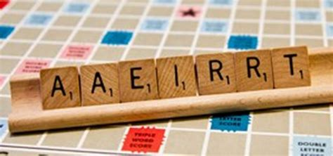 is aj a scrabble word scrabble challenge 6 what would your opening move be