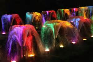 color changing landscape lighting led color changing lighting contemporary