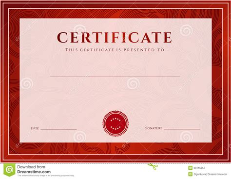 templates for graduation certificates free diploma certificates certificate templates