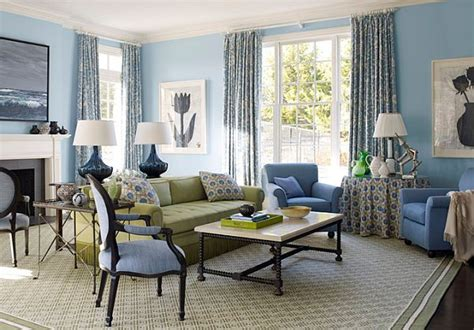 blue sofa living room ideas 20 blue living room design ideas