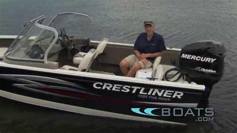 lund boats vs crestliner crestliner 1650 fish hawk aluminum fishing boat review