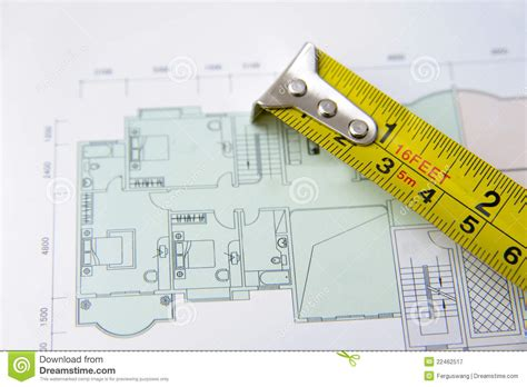 free architectural house plans rolls of architectural house plans tape measure royalty free luxamcc