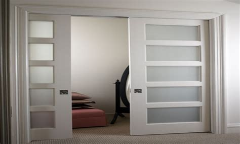 Interior Pocket Door Home Depot Pocket Doors With Glass