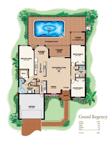 briarwood homes floor plans briarwood naples homes grand regency floor plan