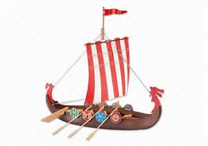 Cupola On Barn Playmobil 6330 Viking Longboat New Factory Sealed 6330