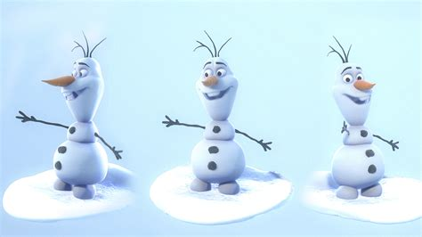Olaf The Snowman Iphone Wallpaper