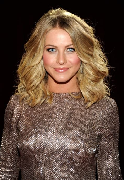 how to make your hair like julianne hough from rock of ages best celebrity hairstyles from 2012 people s choice awards