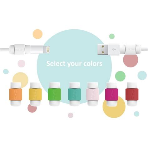 Terlaris Lightning And Magsafe Saver Usb Cable Protector 4 lightning and magsafe saver usb cable protector jakartanotebook