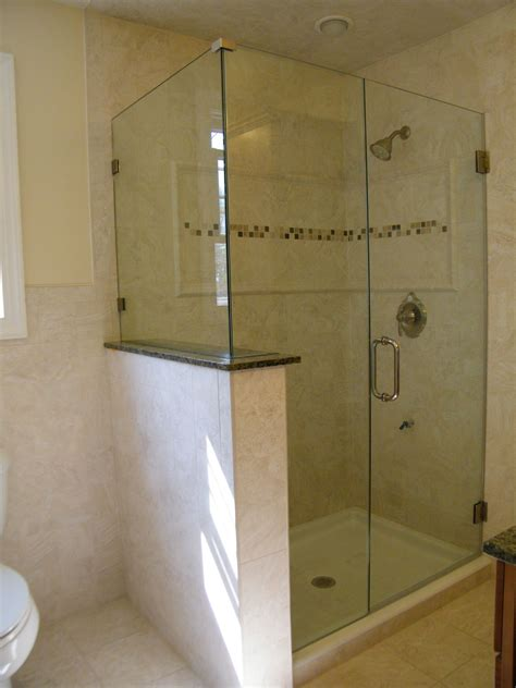Average Cost Of Frameless Shower Door by Frameless Shower Doors And Pros Cons You Must Amaza