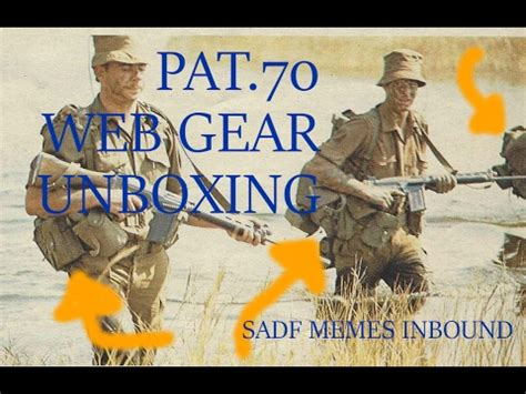 sadf pattern 70 web gear sadf pattern 83 chest rig review doovi