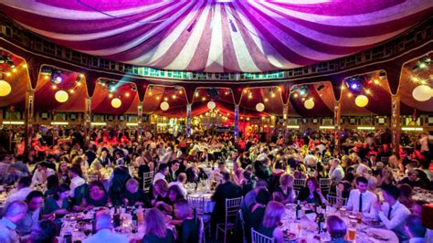 14 venues for your work christmas party