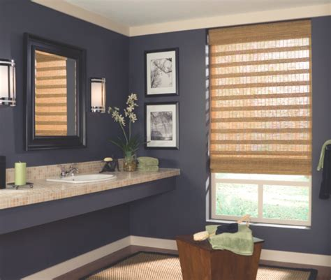 l shade for bathroom natural bathroom window shades from blindsgalore