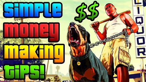 Ways To Make Money Gta Online - gta online simple ways to make good money best legit