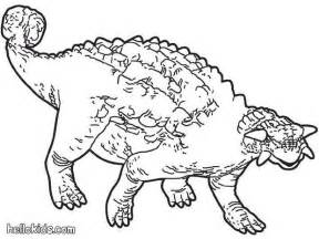 Prehistoric Ankylosaurus Coloring Pages Hellokids Com Ankylosaurus Coloring Page