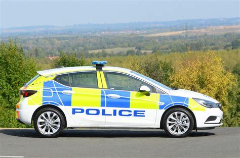 police car 2016 vauxhall astra hatchback uk police car gm authority