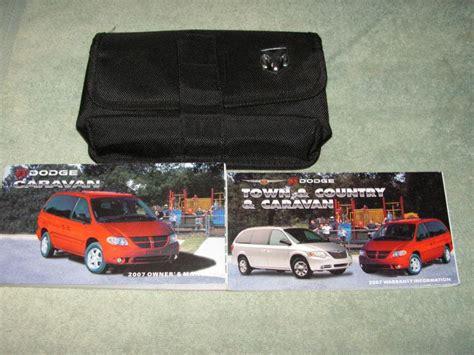 2007 dodge caravan owners manual upcomingcarshq com owners manual 2007 dodge caravan ebay upcomingcarshq com