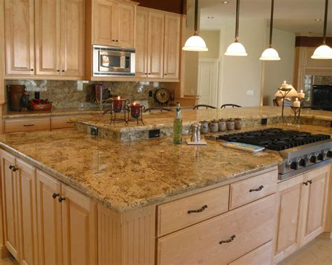 kitchen cabinets tops granite counter tops for beautiful kitchen island in