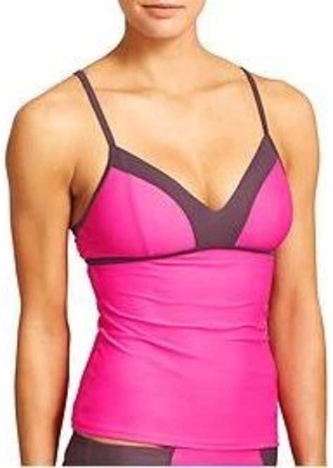 color block tankini athleta colorblock tankini swimwear shop it to me