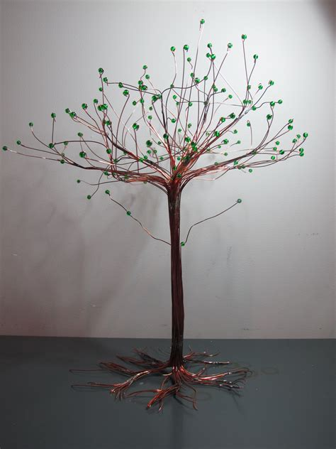 comfortable trees made out of wire images electrical