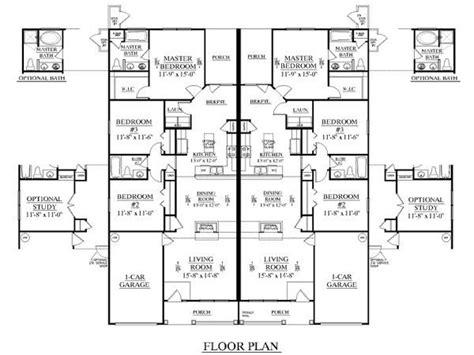 Walnut Square Apartments Floor Plans by 42 Plantas De Casas Duplex E Geminadas Para Construir