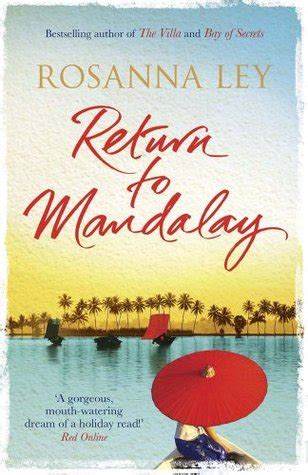 return to mandalay by rosanna ley shiny new books