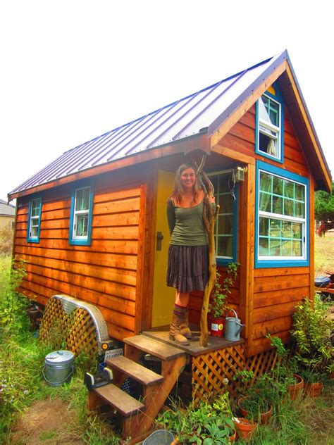 tiny house tours relaxshacks com hangin at ella jenkins tiny house in