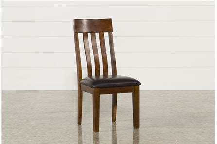 bradley side chair living spaces shop dining room chairs dining chairs for sale living