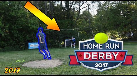 blitzball home run derby 2018 backyard blitzball league