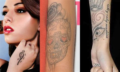cher lloyd tattoos fashion with cher lloyd style