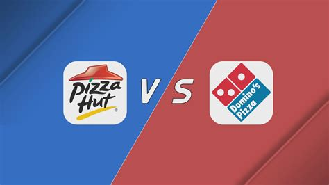 domino pizza hut pizza hut vs dominos which fairs better in the social