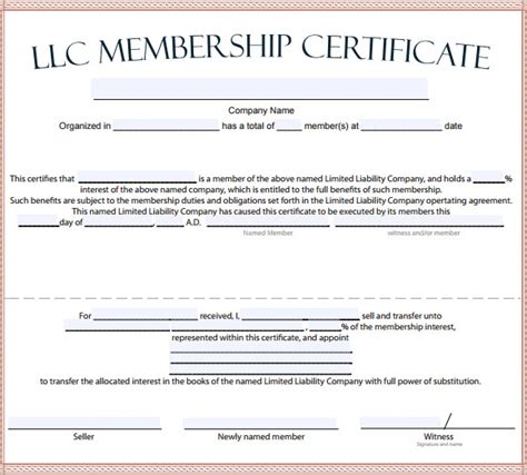 28 certification letter of membership sle