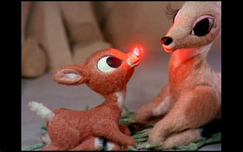 rudolph the red nosed reindeer is rudolph actually a girl the rudolph theory christmas