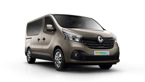 Auto 9 Sitzer by Renault Traffic 9 Sitzer Mieten Mobilcar Autovermietung