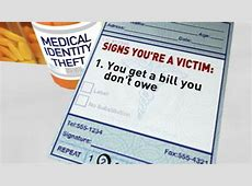 Protect Yourself From Medical Identity Theft Video - ABC News Yellowstone Park Nj