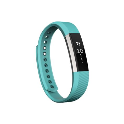 Turqoise L by Fitbit Fitbit Alta Turquoise Taille L