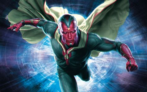 Age Of Ultron Iron The Vision Nations new age of ultron concept shows the vision