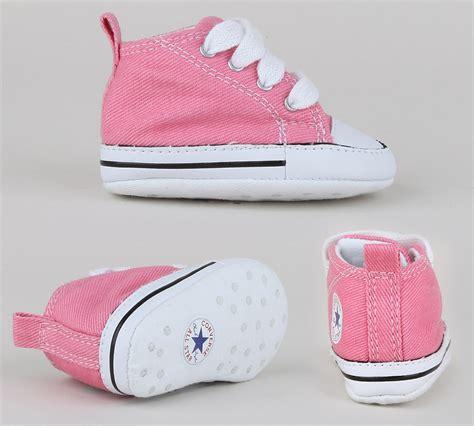 Baby Crib Converse by Converse Crib Hi Trainer Pink Footasylum