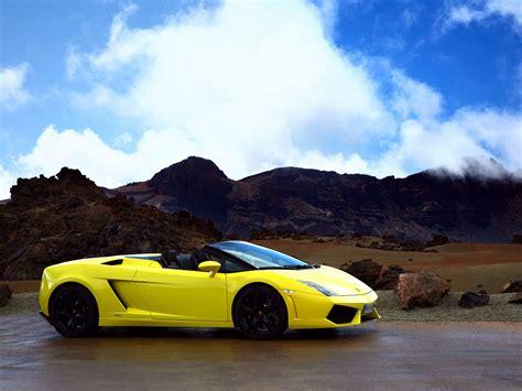 What Are Lamborghinis Made Of Gallardo Lp560 4 Spyder Lp560spyder49 Hr Image At