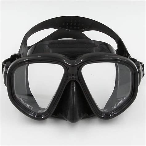 Kacamata Selam Scuba Diving Tempered Glass scuba diving mask goggles swimming diving equipment toughened tempered glass professional 5
