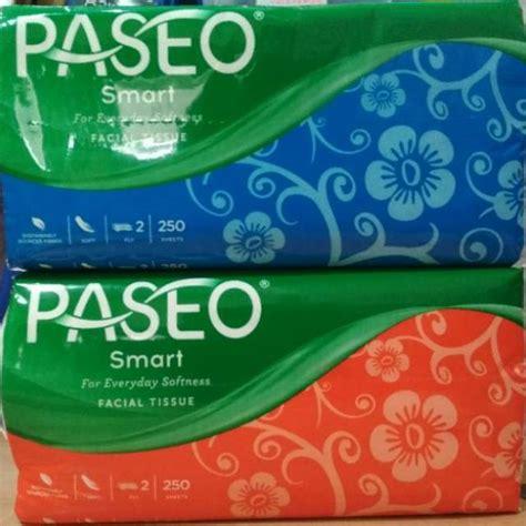Tissue Paseo Smart tissue tisu paseo smart 250 sheets shopee indonesia