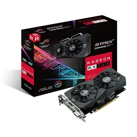 Vga Sapphire Rx 560 2gb Ddr5 Pulse Oc 1 asus strix rx560 4g gaming oc 4gb ddr5 128bit vga sınırlı