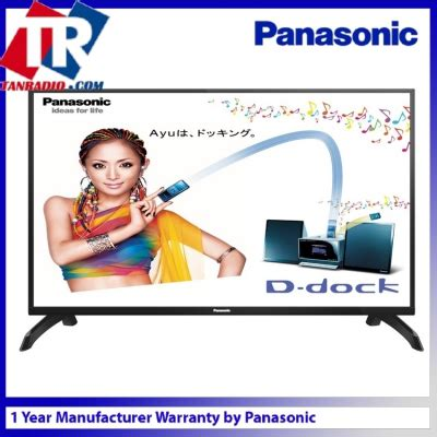 Tv Panasonic Viera 49 Inch panasonic th 49d410k viera 49 inch ips hd led tv