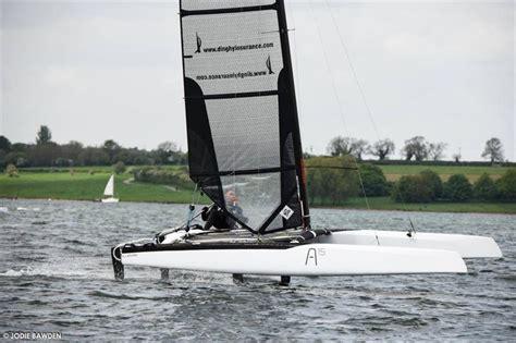 catamaran sailing clubs uk a class catamaran tt at rutland sailing club